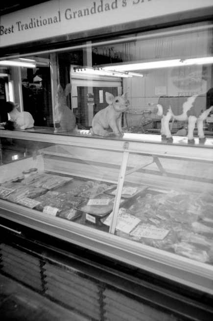 Joe Baker - butchers